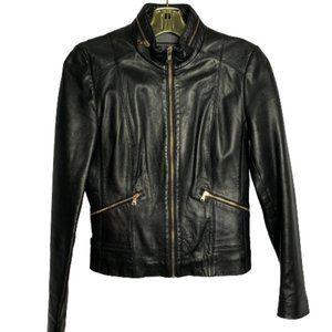 Massimo Dutti Genuine Leather Jacket